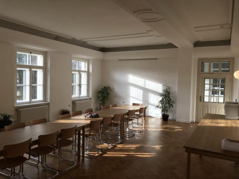 Saal / Seminarraum (a) - EG